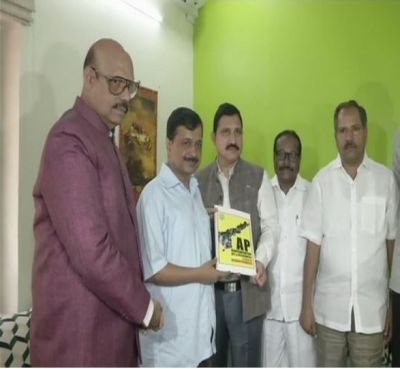 AAP assured Andhra Pradesh's Special Status, will raise voice against Modi on Friday