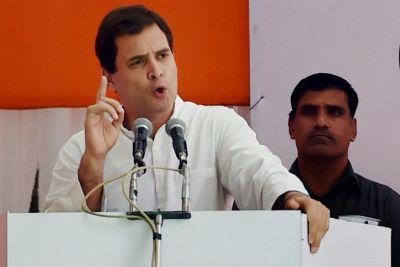 BJP Leaders take a dig at Rahul Gandhi's Earthquake