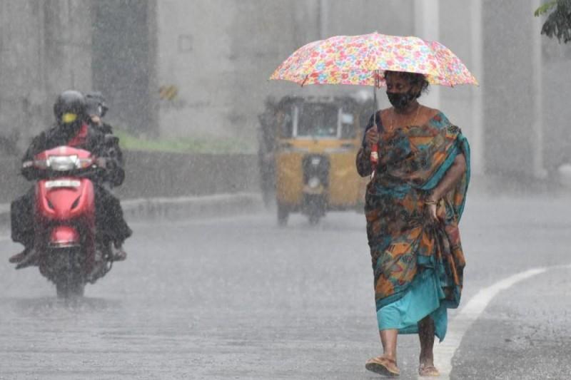 चेतावनी- तेलंगाना के कई जिलों में हो सकती है भारी वर्षा