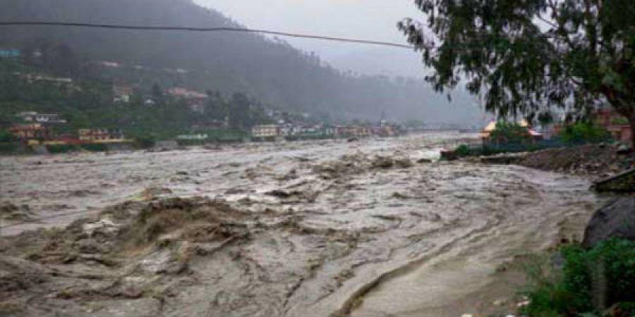 High Rain alert in Uttarakhand, fear of cloudburst | NewsTrack English 1