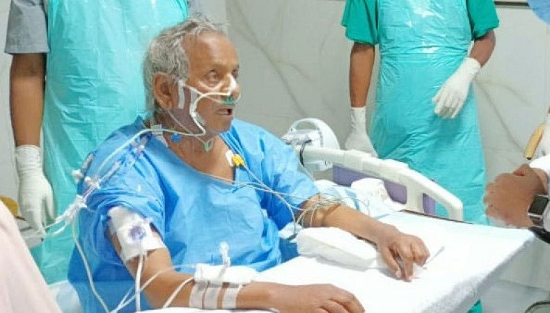 यूपी के पूर्व मुख्यमंत्री कल्याण सिंह की हालत नाजुक