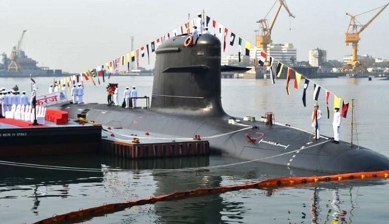 रक्षा मंत्रालय ने मेगा सबमरीन कार्यक्रम के लिए जारी किया प्रस्ताव