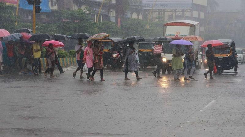 25-26 जुलाई को इन राज्यों में हो सकती है भारी बारिश, IMD ने जताया पूर्वानुमान