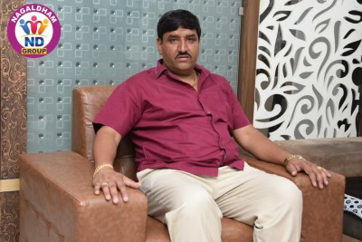Nagaldham Group's Navghan Bharwad is man with a golden heart and here's proof