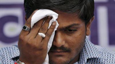Hardik Patel convicted for violence during 2015 Patidar agitation, sentenced  2 years  jail