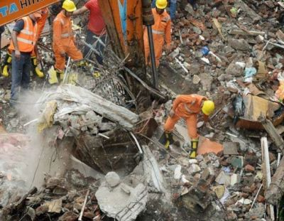 Death toll rises to 17 in Mumbai building collapse