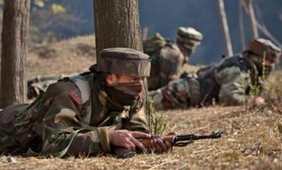 One terrorist killed in encounter in Jammu and Kashmir's Kulgam
