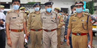 UP Police busts child trafficking racket, rescues 6 kids