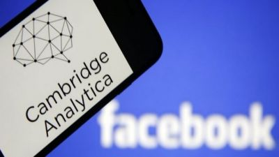 Central government orders CBI to investigate Cambridge Analytica data leak