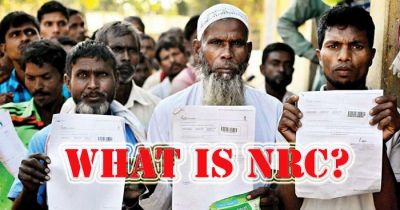 What is the National Register of Citizens (NRC)? Why is it only for Assam?
