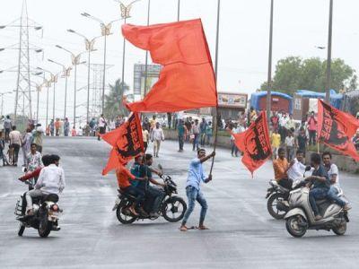Maratha Kranti Morcha to carry out jail bharo andolan from tomorrow