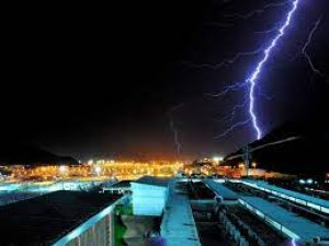 Unseasonal rain and light with thunder predicted by Visakhapatnam Meteorological Department