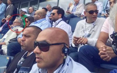 Mallya flashed on the media in India-Pak match for 'sensational' media coverage of him