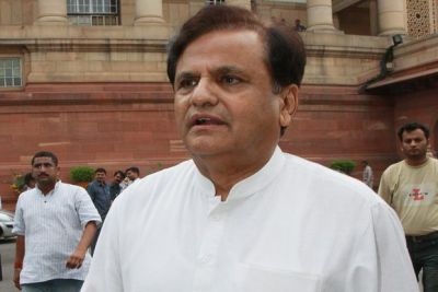 Ahmed Patel over RSS event in Nagpur : 'Didn't expect this from Pranab da'