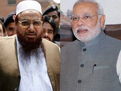 Hafiz Saeed's top aide threats,
