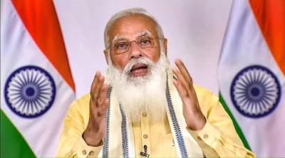 PM Garib Kalyan Yojana extended, promises free ration till Diwali