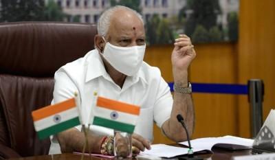 Karnataka: Covid lockdown to continue in 11 districts, says CM Yediyurappa