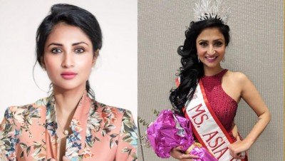 Neha Krishna: And Her Journey Of Becoming The 'Ms. Asia Washington'