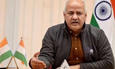 Delhi Dy CM Sisodia alleges 'secret' friendship between PM Modi and Punjab CM