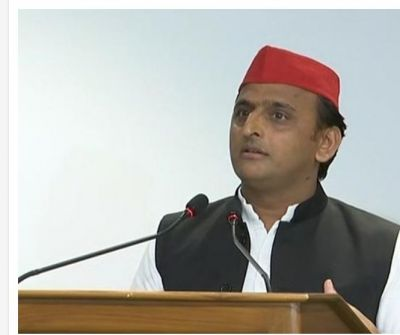 Akhilesh Yadav asserts on bungalow row :BJP making false allegations