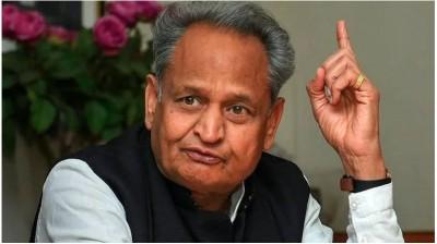 Embezzlement of donations for Ram Temple construction, Raj CM Gehlot demands inquiry