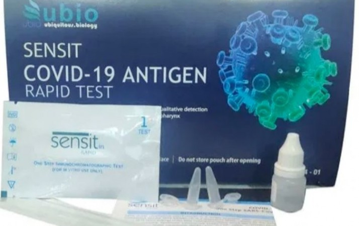 डीबीटी-बीआईआरएसी: कोविड परीक्षण किट 'सेंसिट' 86-100 प्रतिशत विशिष्टता को करता है प्रदर्शित