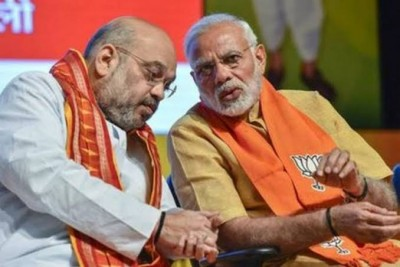 PM Modi holds meeting with Amit Shah, Rajnath Singh and others