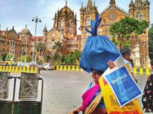 Mumbai Initiates its Anti-plastic Campaign