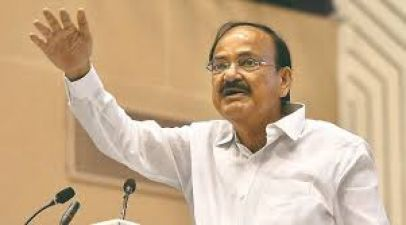 It is time that the government should focus on the farmers: Venkaiah Naidu