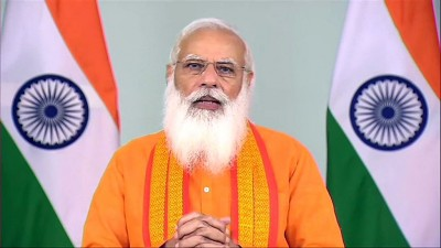 Toycathon-2021: PM Modi calls for people, It is time to get vocal for local toys