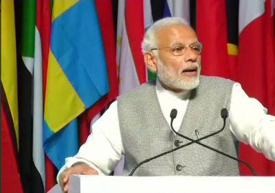 """New India"" is rising: PM Modi at AIIB's annual meet"