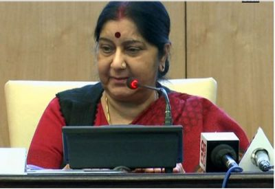 Passport Seva Diwas Sushma Swaraj introduces Passport Seva app