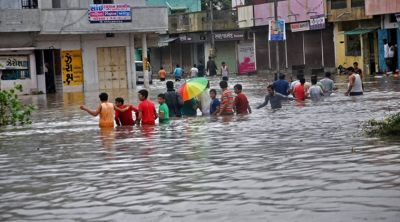 Heavy rains in south Gujarat and other parts of India