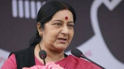 A Mother in grief seeks help from Sushma Swaraj