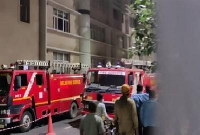 Minor fire breaks out in storeroom of AIIMS Delhi's