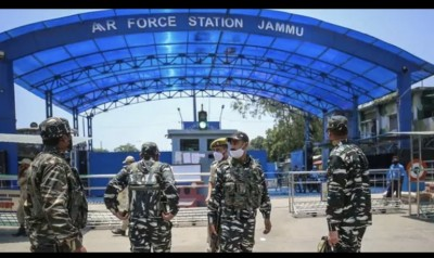 Two drones found in Jammu and Kashmir, security forces on high alert