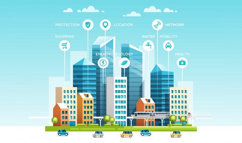 एमपी का बजट स्मार्ट शहरों को मिलेगा बढ़ावा