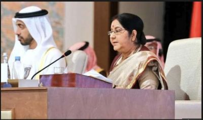 Sushma Swaraj over OIC criticism of India on Kashmir: 'strictly internal'
