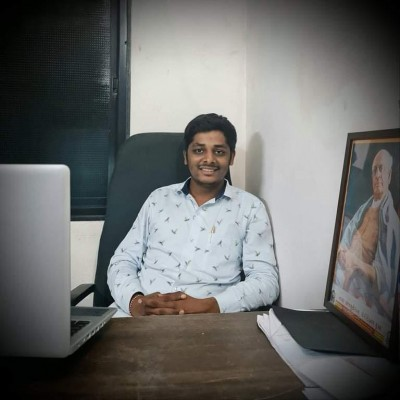 Vandankumar Bhadani : Digital news portal 'Trishul News' makes a mark in digital news world
