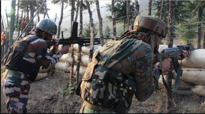 Amid ongoing encounter between security forces and terrorist, Two terrorists killed
