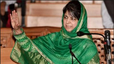 Mehbooba Mufti has an objection to calling 'Jai Hind' on Air India Flight?