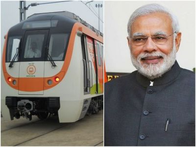 PM Modi flag off Nagpur Metro via video conference Today