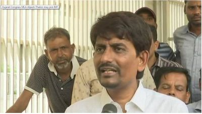 Gujrat Congress Party MLA planning to join BJP ahead of LokSabha Election