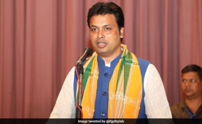 Tripura: BJP govt will focus on health and education, says BJP CM designate Biplab Kumar Deb
