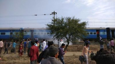 MP: Blast in Bhopal Ujjain passenger train