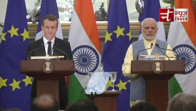 14 agreements are signed in between India and France