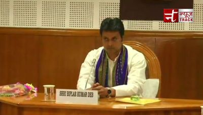 Neither I will eat nor I will allow anyone to eat: Biplab Kumar Deb