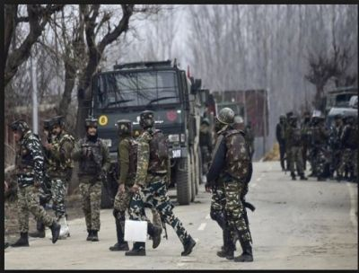 The mastermind of Pulwama terror attack believed to killed in an encounter in the Tral area