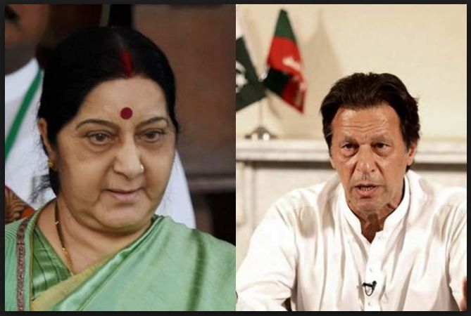 Sushma Swaraj gives a challenging statement denoting Imran Khan for Masood Azhar…read detail