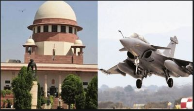 Supreme Court will resume review on Rafale deal case judgement, today